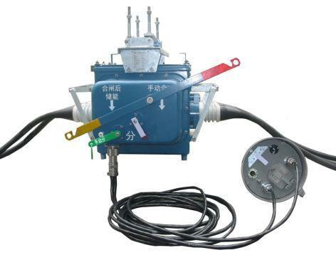 FZW28-12(VSP5)型户外高压分界真空负荷开关