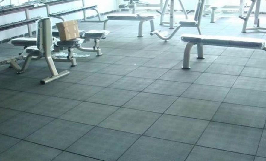 健身房地垫跑步机防震垫理想铺设场所: 体育馆,举重训练室,健身房范围