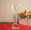 安利中国最佳培训讲师员工奖杯大拇指奖杯