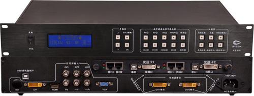 拓北XP520视频处理器