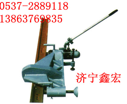 液压弯道器,液压垂直弯道机,液压垂直弯轨机,液压弯道器