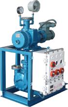 JZJLG系列罗茨螺杆真空泵机组