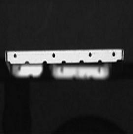 五金屏蔽件平面度检测设备