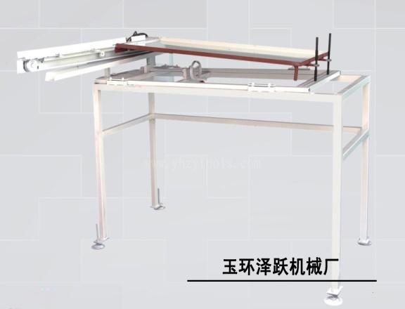 徐州厂家直销无心磨床自动式收料机,接料机
