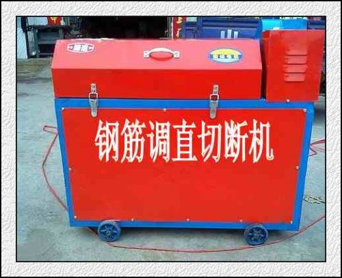 买质量好价格低请选济宁德海牌GT4-10数控钢筋调直切断机