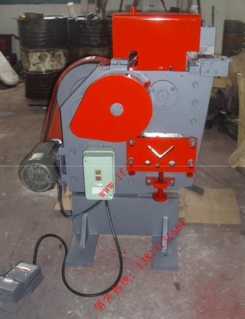 钢筋冲剪机 小型钢筋冲剪机 QA32-8B钢筋冲剪机 型材钢筋冲