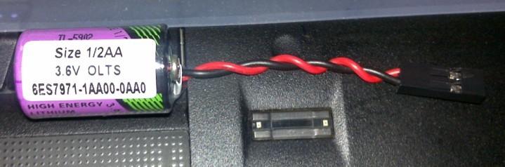 6ES7 971-1AA00-0AA0锂电池