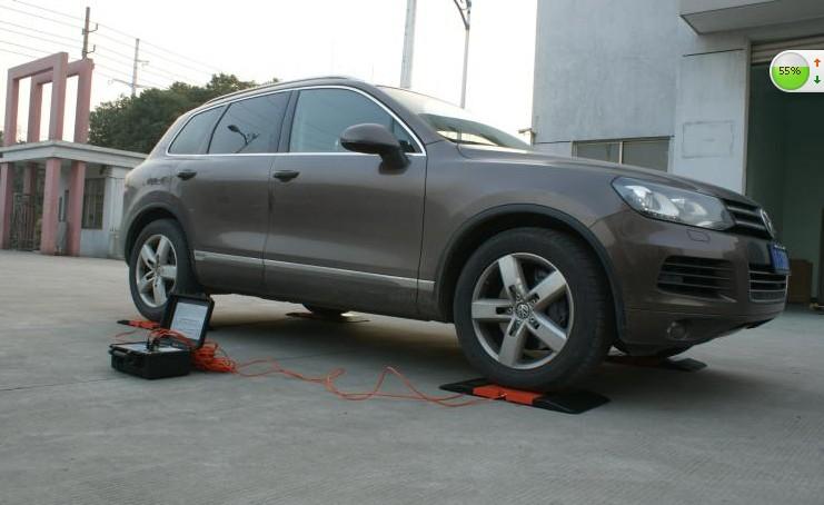 北京汽车轴荷仪性能卓越深受国际品牌汽车制造厂信赖
