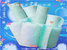 广东玻璃纤维过滤棉,玻璃纤维阻漆网,地棉,漆雾毡