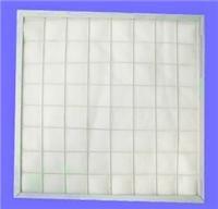 厂家供应初效板式过滤器/空气过滤网/合成纤维初效过滤器