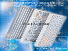 厂家专业生产过滤器 折叠式初效净化过滤器 板式初效过滤器