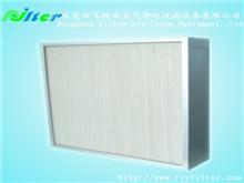 厂家直销耐高温玻璃纤维过滤器 玻璃纤维高温空气过滤器