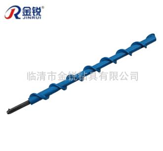 矿用Φ42-F13高效螺旋钻杆