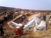玉矿露天矿山山体开采最先进机械