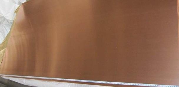 T2紫铜板 日本进口紫铜板 国标红铜板