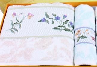 浴巾毛巾组合装