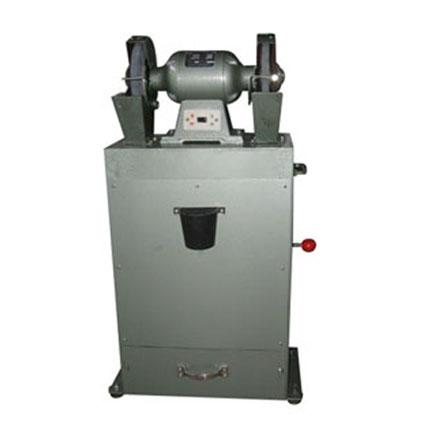 西湖牌除尘式砂轮机 安全环保型砂轮机