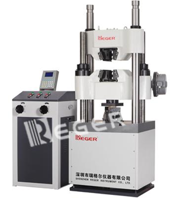 涡轮蜗杆型微机屏显液压万能试验机