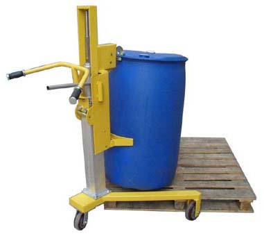 XLYT油桶搬运车,石龙液压油桶车,樟木头手动油桶车