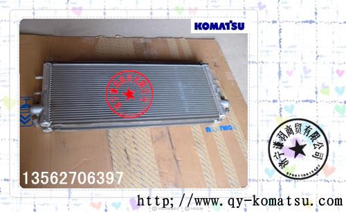 小松PC160-7液压油散热器