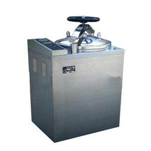立式压力蒸汽灭菌器LS-35HG(内循环、数显、手轮型)