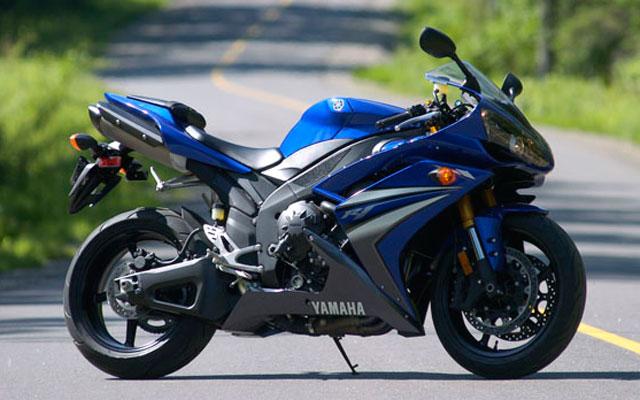 雅马哈YZF-R1摩托车 雅马哈摩托车报价