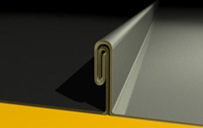 直立锁边屋面系统