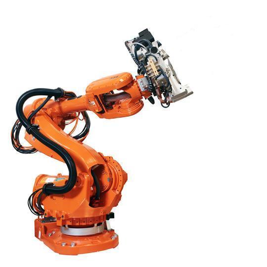 苏州生产高效机器人码垛机|堆码机