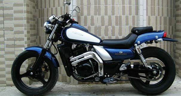 川崎德国兵250摩托车报价 川崎摩托车价格