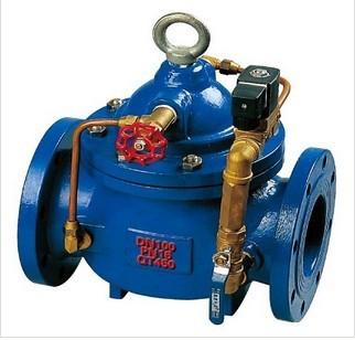 600X水力电动控制阀