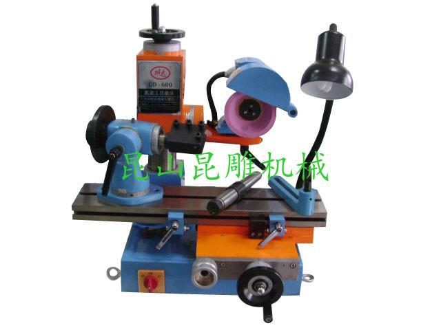 GD-600万能工具磨床,昆山昆雕机械制造