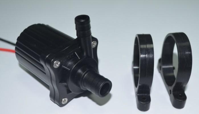 防卡死保护功能微型循环泵,直流减震设计