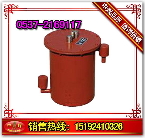 防回水回气装置