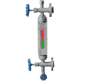 双色石英玻璃管液位计 电子双色液位计厂家 锅炉仪表