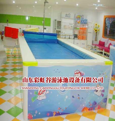 儿童游泳池的材质特点