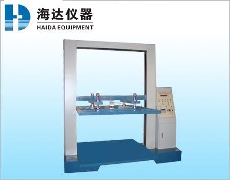 江西抗压机抗压机生产厂家海达电子式纸箱抗压试验机