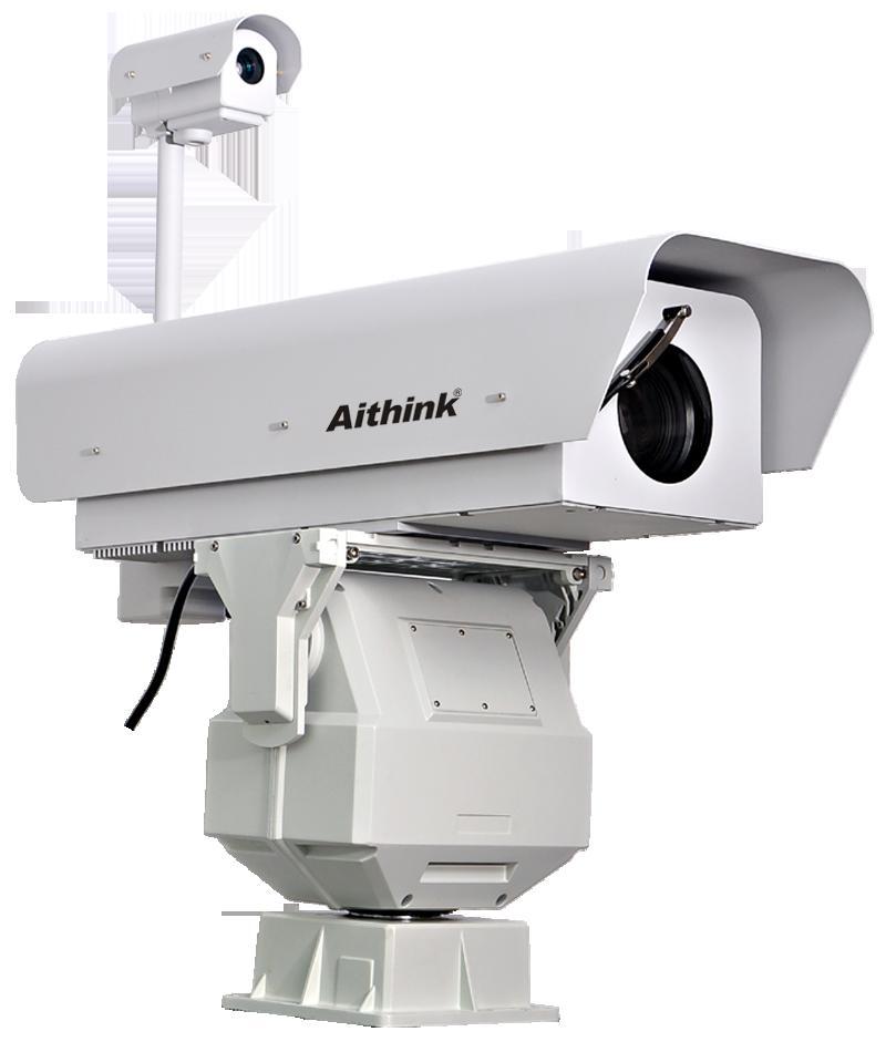 景区监控,自然保护区监控远距离激光摄像机