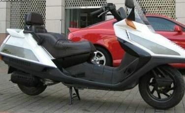 新款摩托车全新原装进口本田大绵羊250摩托车