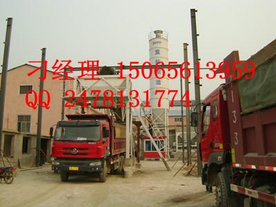 供应WBZ500潍坊灰土拌和站