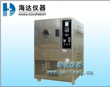 环境模拟检测仪怛温恒湿箱江西恒温恒湿箱厂家海达换气式老化箱