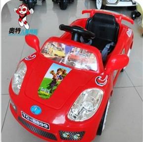 遥控儿童车新款奥迪儿童电动车汽车玩具车 设计新颖 深受小朋友的喜