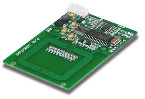 非接触式IC卡读写器模块JMY603