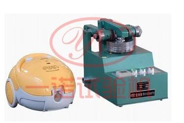 滚动磨损试验机,人造板耐磨性能试验机,木地板滚动磨损试验机