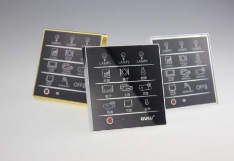 2,自主研发的产品在设计理念上有合理化的电路安全设计,避免开关出现