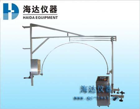 环境模拟检测仪怛温恒湿箱江西恒温恒湿箱厂家海达摆管防淋水试验机
