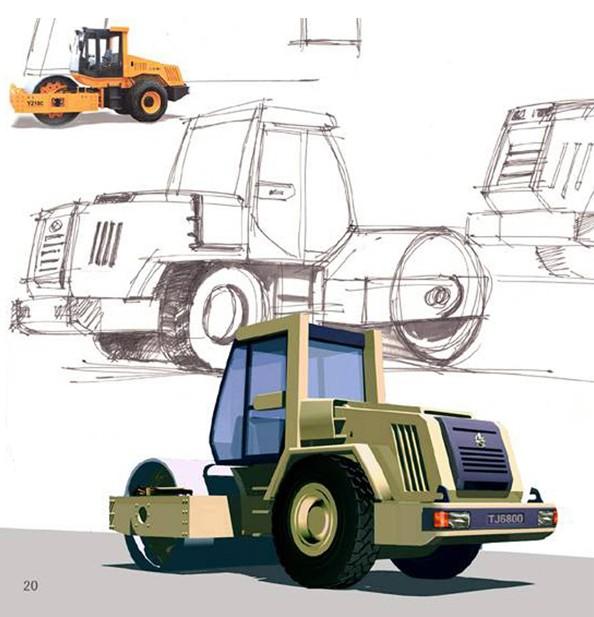 供应聚康汽配科技汽车零部件 逆向造型设计