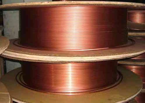 东莞紫铜小棒T2紫铜盘杆低氧紫铜光杆