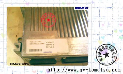 小松配件PC400-7电脑板