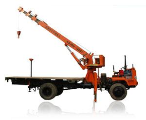 小型吊车载货型起重机吊车