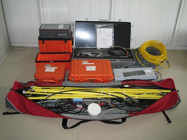 频率域双源型连续电导率剖面仪(大地电磁)EH-4
